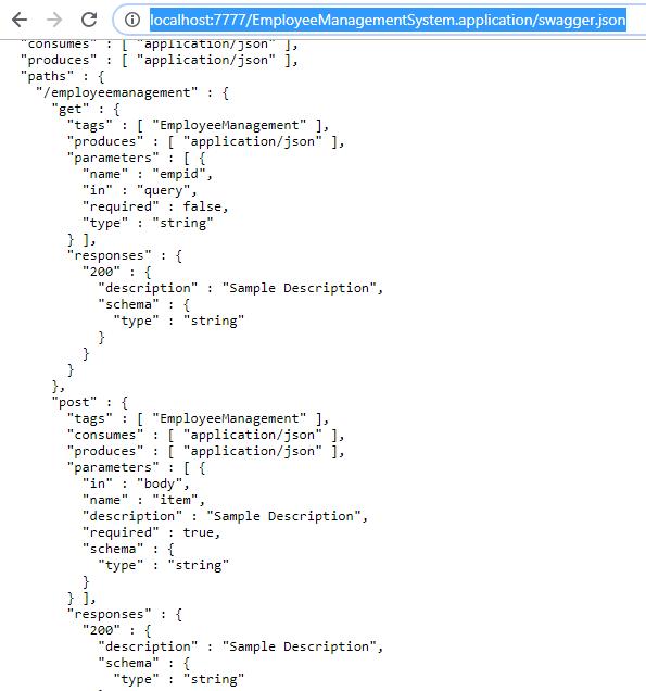 WSO2 publish a REST API – TechMali